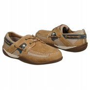 Speed Boat Shoes (Wet Sand/Navy) - Men's Shoes - 8