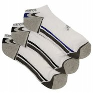 Men's 3PK SALIENT NO WHT Accessories (White Assort