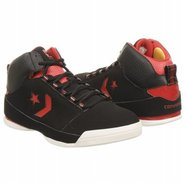 PLAYER DL Shoes (Black/White/Red) - Men's Shoes -