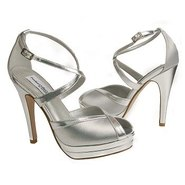 Vegas Shoes (Silver) - Women&#39;s Shoes - 7.5 B