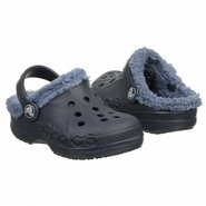 Baya Lined Kids Shoes (Navy/Bijou Blue) - Kids' Sh