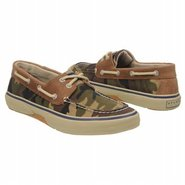 Halyard 2 Eye Shoes (Camo/Brown) - Men's Shoes - 1