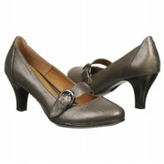Adelle Shoes (Pewter Leather) - Women's Shoes - 6.