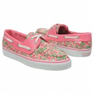 Biscayne Shoes (Pink/Green Floral) - Women&#39;s Shoes