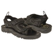 Surf Walker Sandals (Black) - Men's Sandals - 10.5
