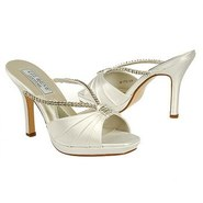 TATIANA Shoes (White) - Women's Shoes - 5.5 M