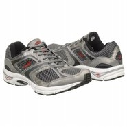 A5023M BVR Shoes (Black/Silver/Red) - Men&#39;s Shoes 