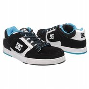 Spartan Lo Shoes (Black/White/Blue) - Men's Shoes