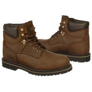 6  lace-up Boots (Dark Brown) - Men's Boots - 6.5