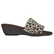 Badminton Sandals (Leopard Tan) - Women's Sandals