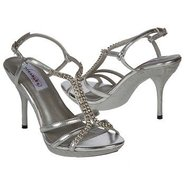 Ava Shoes (Silver) - Women&#39;s Shoes - 11.0 B