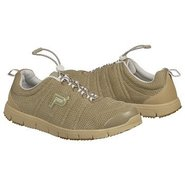 Travel Walker Shoes (Khaki Mesh) - Men's Shoes - 1