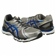 KAYANO 19 Shoes (Silver/Blue) - Men&#39;s Shoes - 8.0 