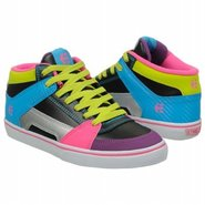 RVM Vulc Shoes (Black/Pink/Green 007) - Kids' Shoe