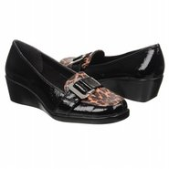 What's What Tempted Shoes (Black/Leopard) - Women'