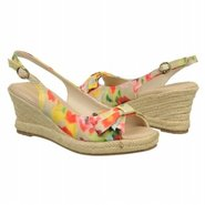 Brie Sandals (Floral Print) - Women&#39;s Sandals - 9.