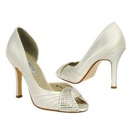 SASKIA Shoes (White) - Women's Shoes - 6.0 M