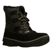 Highlanders- Country C Boots (Black) - Women's Boo