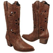 Wendy Boots (Chocolate) - Women's Boots - 8.0 M