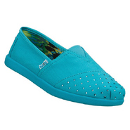 Fit 'N Fancy Pre/Grd Shoes (Turquoise) - Kids' Sho