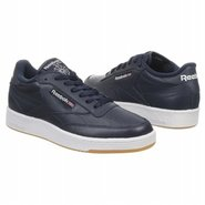 CLUB C Shoes (Blue/White/Gum) - Men's Shoes - 11.0