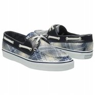 Biscayne Shoes (Navy Sequins) - Women's Shoes - 8.