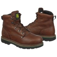 Tractor Safety Toe Boots (Brown) - Men's Boots - 8