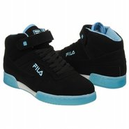 F13 Shoes (Black/Sky Blue Ice) - Men's Shoes - 8.5