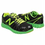 2750 wide Shoes (Black/Green) - Kids' Shoes - 4.5