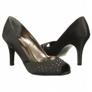 Fruletti 1 Shoes (Black Luster Satin) - Women&#39;s Sh