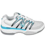 Bigshot Shoes (Wht/Fiji Blue/Grey) - Women's Shoes