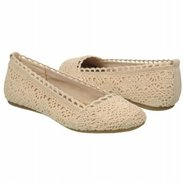 Mosley Shoes (Beige Crochet) - Women's Shoes - 8.5