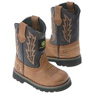 Wellington Tod Boots (Tan / Black) - Kids' Boots -