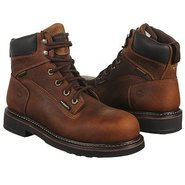 Brek Boots (Brown) - Men's Boots - 7.0 M
