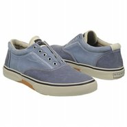Halyard Laceless Shoes (Indigo/Sky) - Men's Shoes