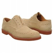 No String Wing Shoes (Taupe) - Men's Shoes - 12.0