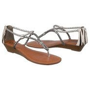 Friday Sandals (Pewter Metallic/Zebr) - Women's Sa
