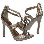 Melody Shoes (Pewter Snake) - Women's Shoes - 9.0