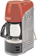 10-Cup Poertable Propane Coffeemaker w/Stainless S