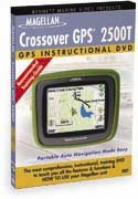 Magellan CrossOver GPS Instructional DVD by Bennet