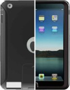 Defender Series for iPad 2 - Black/Clear