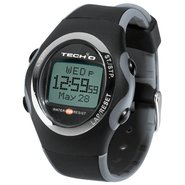 4o Accelerator - Men's - Carbon Fitness Watch