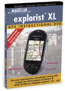 Magellan eXplorist XL Instructional DVD by Bennett