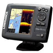 Elite-5 DSI Color Combo Fishfinder/Chartplotter