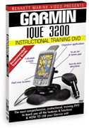 Garmin iQue 3200 Instructional DVD by Bennett Mari