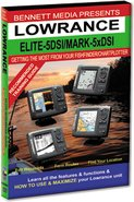 Bennett Training DVD for Lowrance Elite-5 DSI - Ma