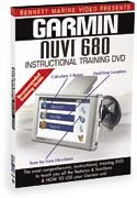 Garmin nuvi 680 Instructional DVD by Bennett Marin