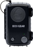 Grace Digital ecoxpro Speaker Case w/Headset Jack 