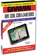 Bennett Training DVD for Garmin nuvi 2200, 2300, &