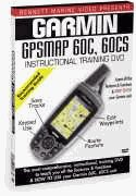 GPSMAP 60C/CS and 60Cx/CSx Instructional DVD by Be
